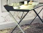 Batik, scrivania di ufficio, Cattelan