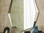 Emerald, specchio a parete, Cattelan Italia