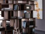 Loft, libreria, Cattelan Italia