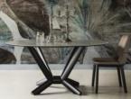 Planer Round Keramik, Design Italiano, Cattelan