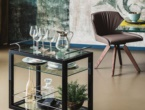Profil Bar, Carrello bar , Cattelan Italia