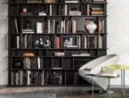 Wally, libreria, Cattelan Casa